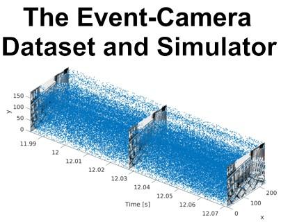 The Event Camera Dataset and Simulator